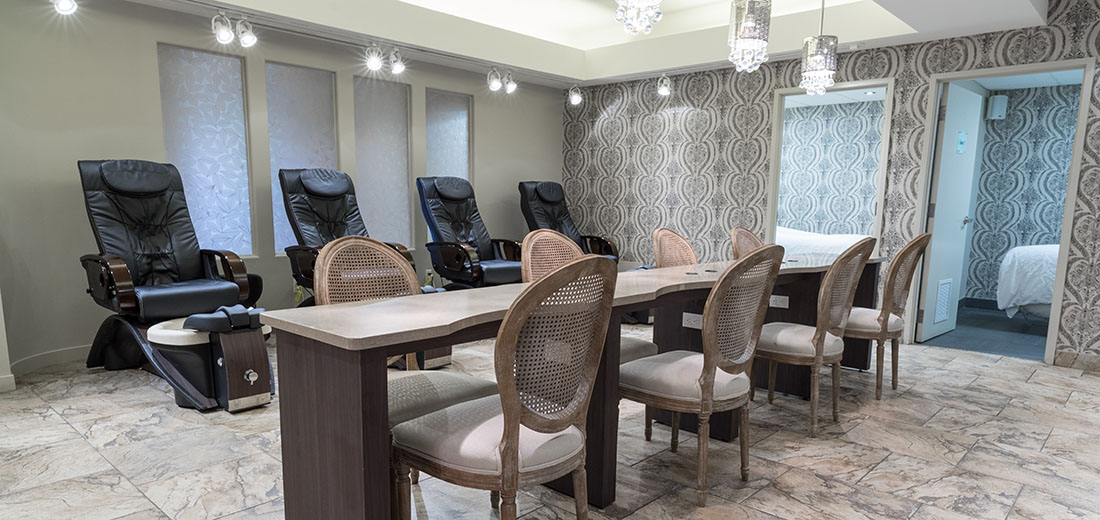 Premiere spa sherwood park edmonton hq salonspa for 5280 best nail salon